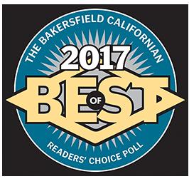2017 Best of Bakersfield logo color