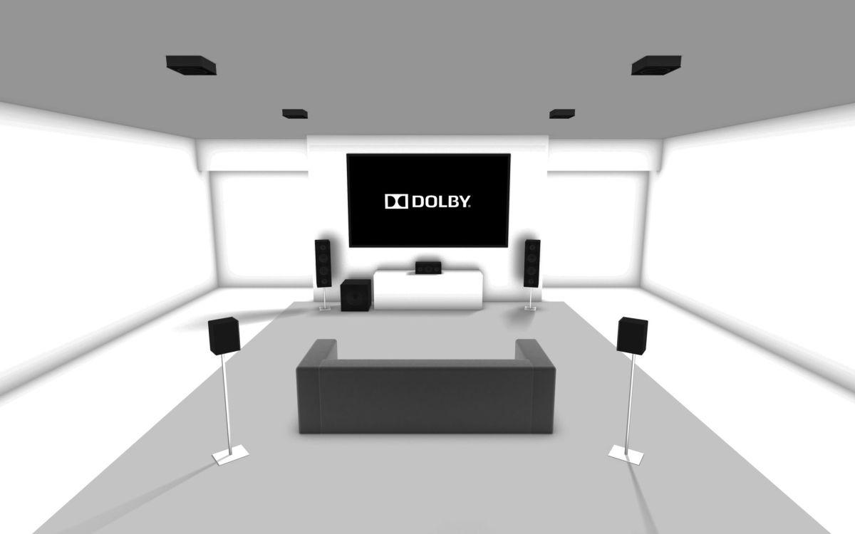 Kết quả hình ảnh cho dolby atmos home theatre