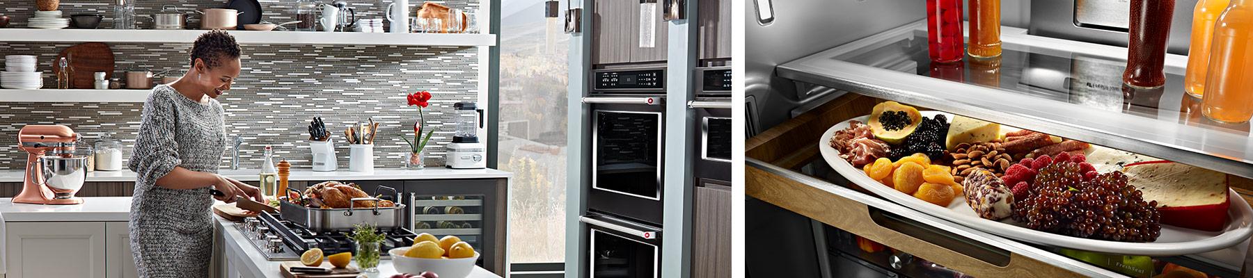 About Us - KitchenAid appliances