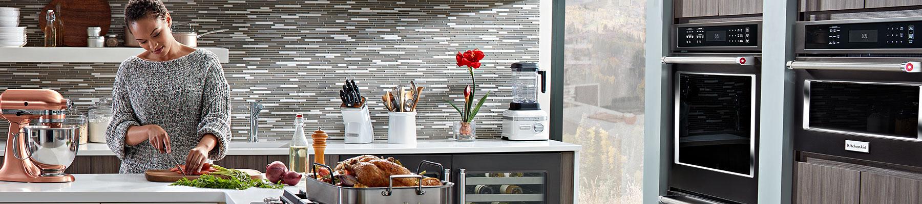 About Us - KitchenAid Kitchen