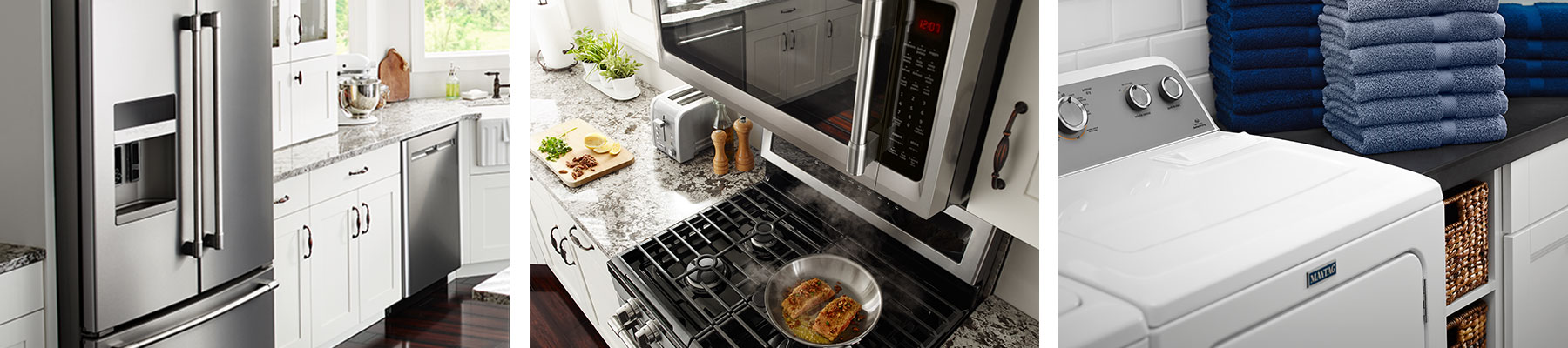 Dependable Maytag Home Appliance Center - Services - Home Appliance ...