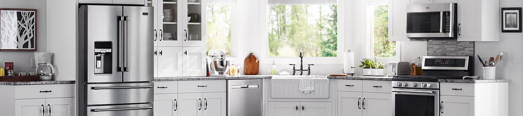 Myers Appliance - Services - Home Appliances, Kitchen Appliances and ...