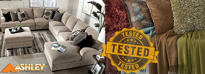 Ashley Furniture - Quality Testing  DeKalb County Online