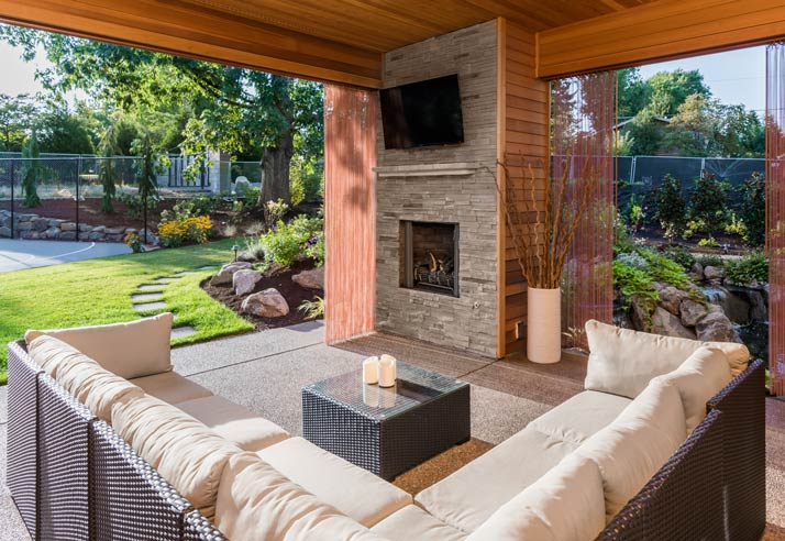 TV Viewing Has Begun To Spill Over Into Backyards When There Is A Shortage  Of Space Indoors. It Seems Like The Perfect Solution When You Have Several  Guests ...