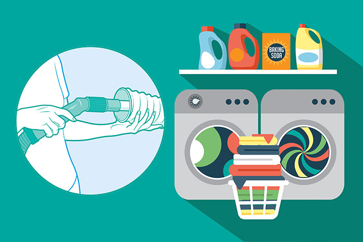 Washers & Dryers - Keep them Clean!