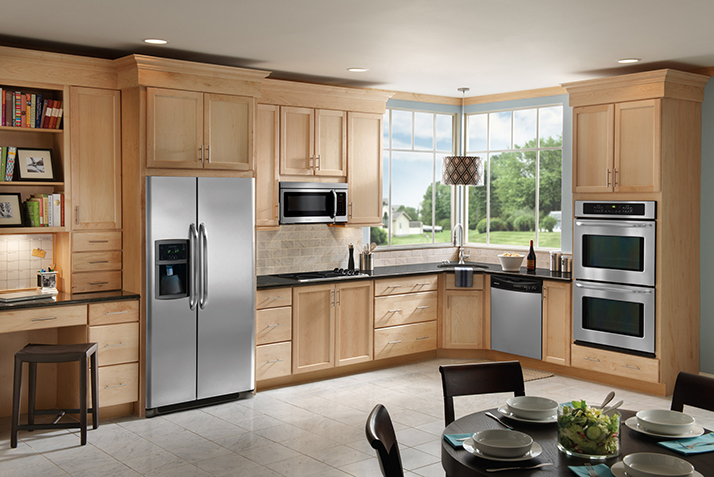 Save Time with a Frigidaire Kitchen