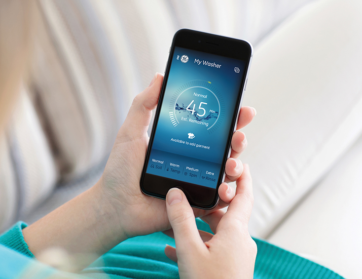 Make Life More Convenient with GE Smart Home