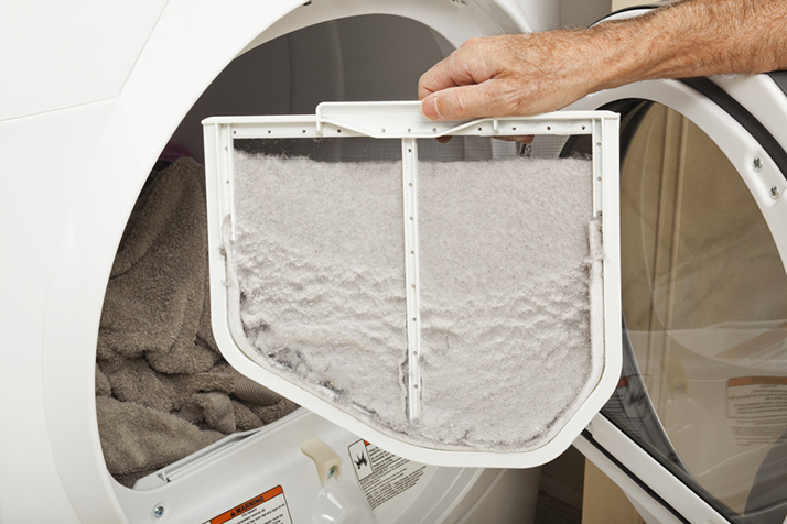 What You Should Know about Your Washer's Lint Trap