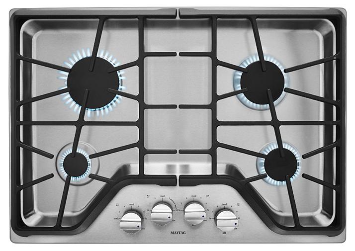 Maytag Cooktops Make Cooking Easier