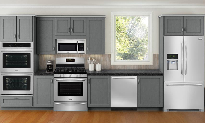 Style Your Kitchen with Frigidaire