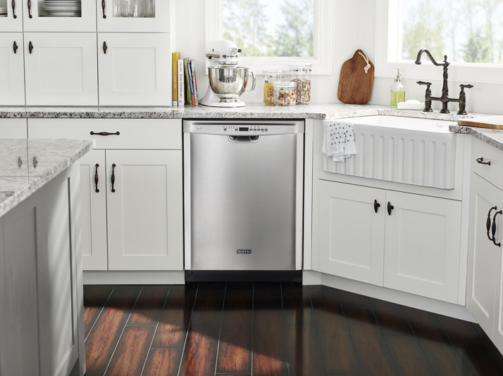 Style Your Kitchen with a Maytag Dishwasher