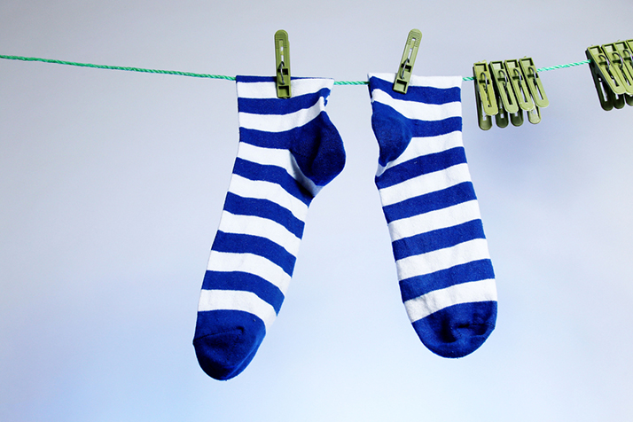 Never Lose a Sock Again with These Tricks