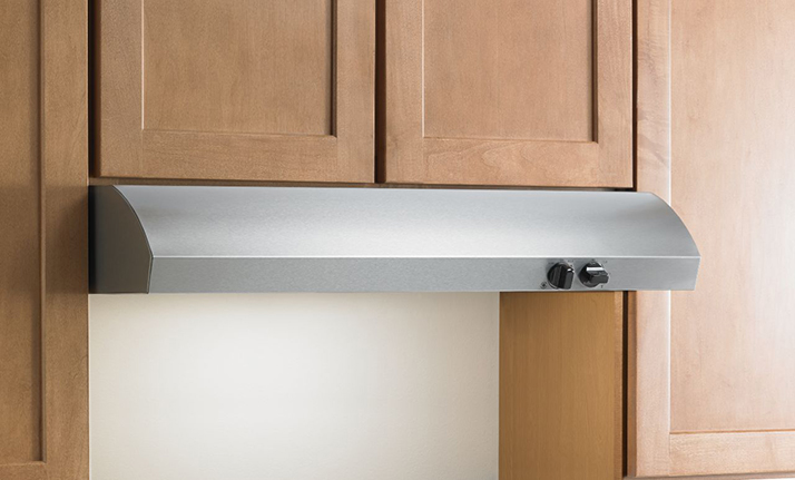Whirlpool Range Hood with FIT System