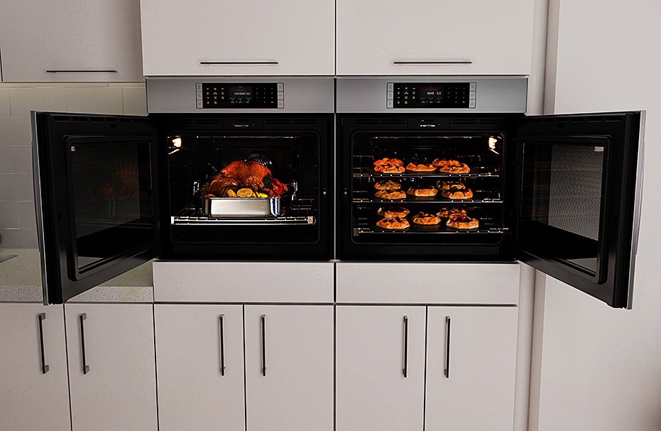 Revolutionize Your Kitchen With The Bosch Sideopening Wall Oven