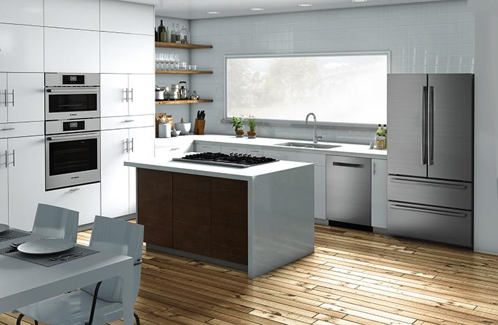 Bosch Brand Cooktops Make Cooking Easier