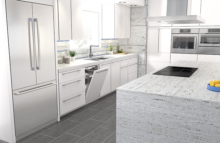 For Guaranteed Clean Dishes Choose a Bosch Dishwasher