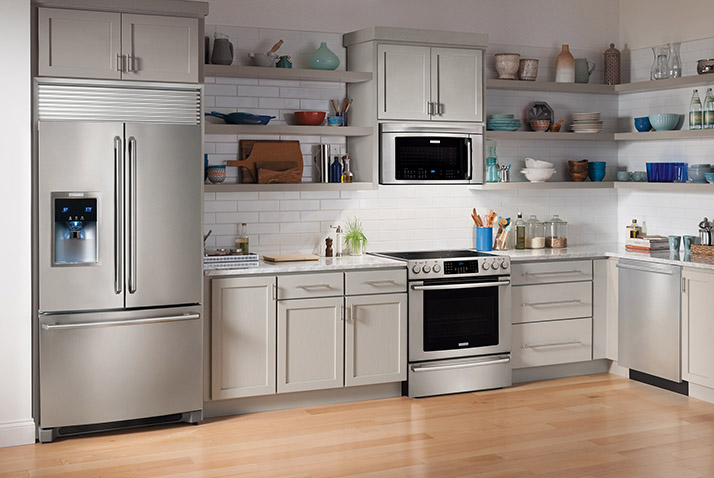 Discover the Speed of an Electrolux Range