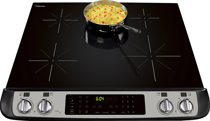 The Features of Frigidaire Induction Cooktops