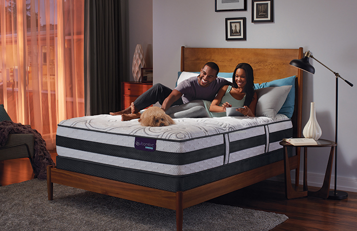 Find the Serta Hybrid Mattress for You