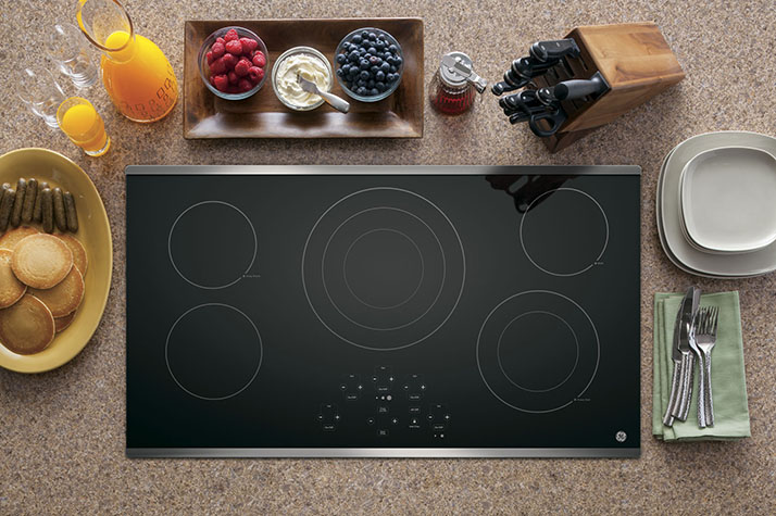 Electrify Your Kitchen with a GE Electric Cooktop