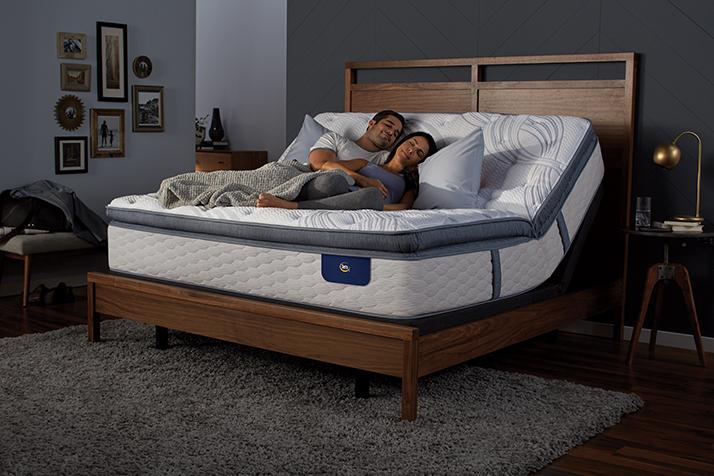 Revolutionize the Way You Sleep with a Serta Adjustable Foundation