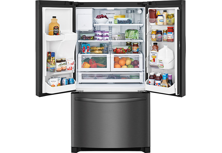 Fresh Food with Frigidaire Refrigerators