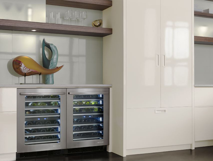 Fashionable Refrigeration with Jenn-Air Appliances