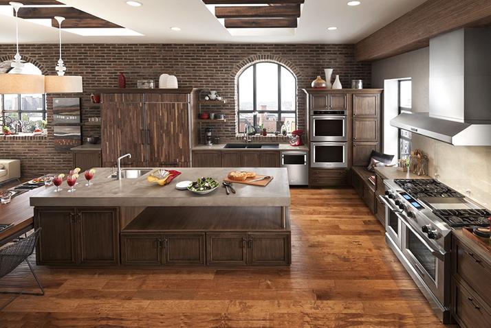 KitchenAid Kitchen Ranges Make Cooking Fun