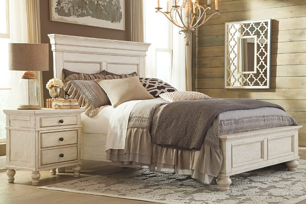Get Your Dream Bedroom with the Marsilona Collection by Ashley Furniture