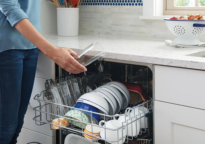Find Flexibility in a Frigidaire Dishwasher