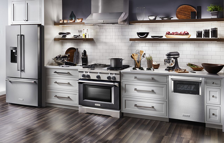 Keep Food Longer with a KitchenAid Refrigerator