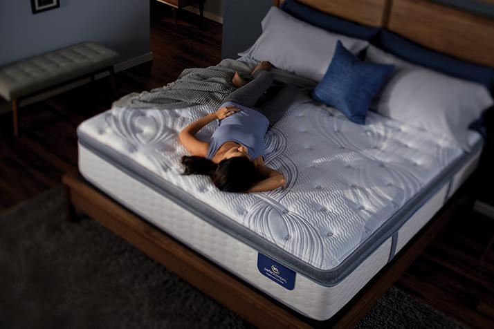 Sleep on a Serta Memory Foam Mattress Tonight