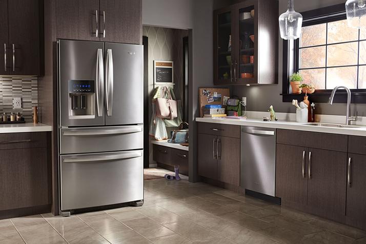 Whirlpool Refrigerators Keep Your Food Fresh