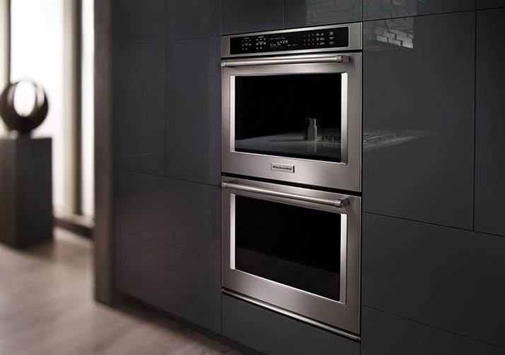Incroyable KitchenAid Wall Ovens Can Keep Up With Your Lifestyle