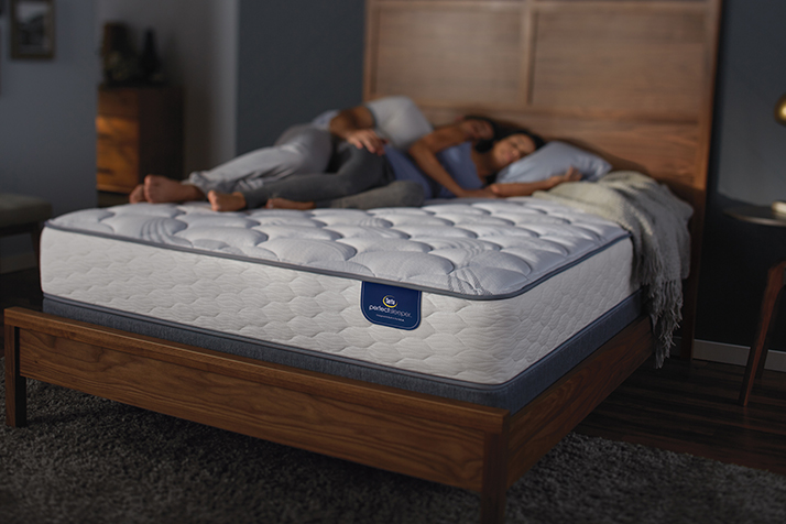 The Serta Innerspring Mattress Brings Better Sleep to You