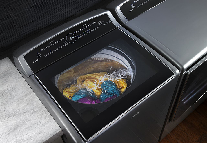 Wash Clothes Right with a Whirlpool Washing Machine