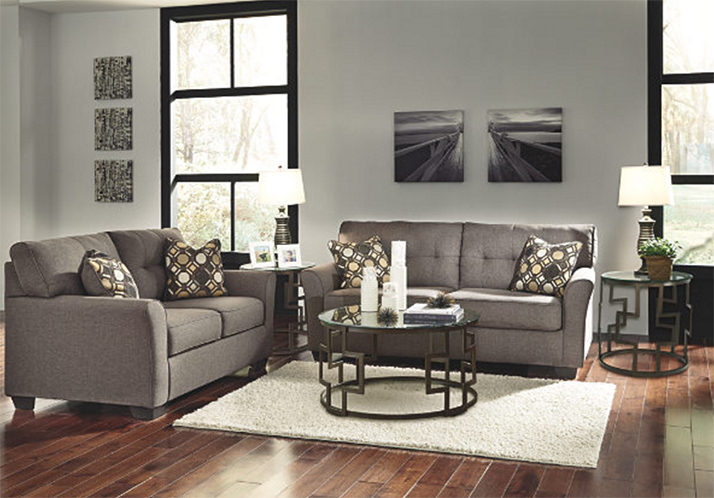 Ashley Furniture's Tibbee Collection