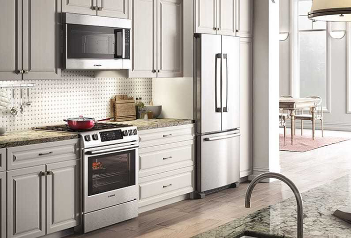 Bosch Gas Ranges Make Your Kitchen Better