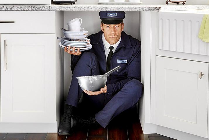 Maytag Top Control Dishwasher