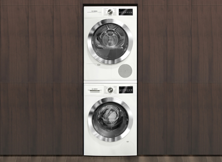 The Innovative Technology of a Bosch Washing Machine
