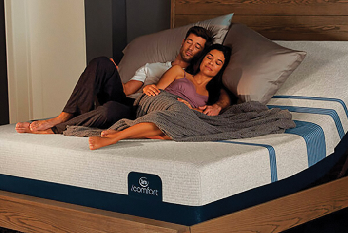 Serta Adjustable Foundations for Better Sleep
