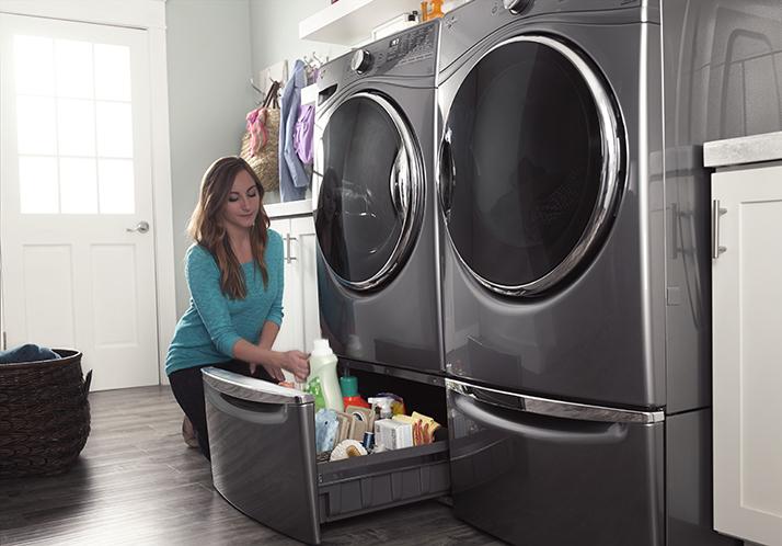 Whirlpool Electric Dryers