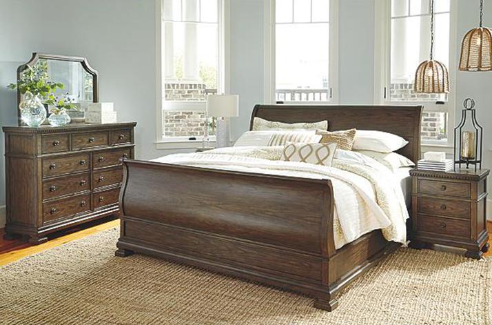 Ashley Furniture's Larrenton Furniture Collection