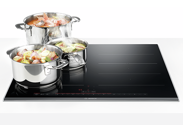 Never Go Back to Your Old Cooktop with Bosch FlexInduction
