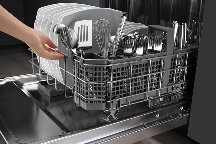 KitchenAid Dishwashers Do Your Dirty Work