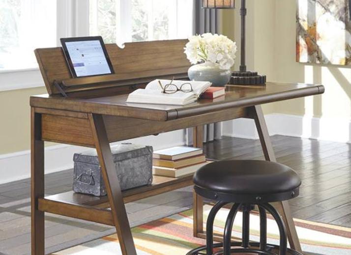 Ashley Furniture's Birnalla Home Office Desk