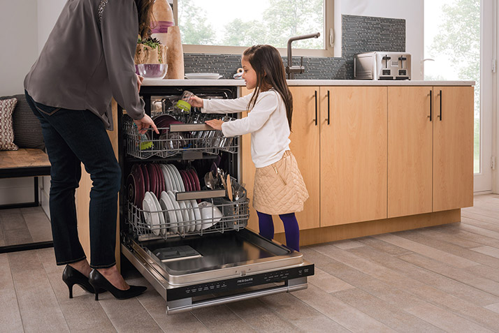 Find a Frigidaire Dishwasher at Our Store Today