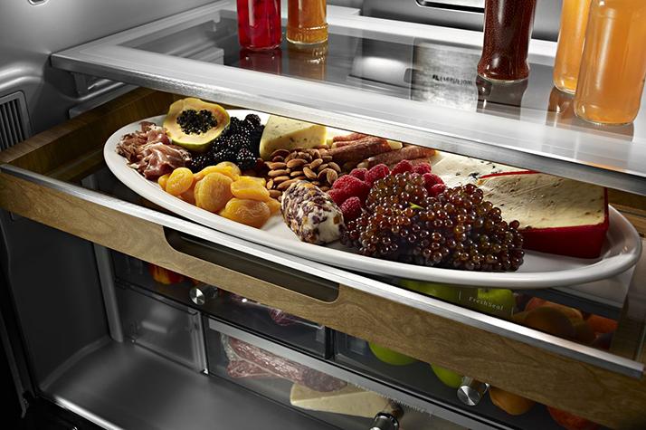 Bring a KitchenAid Refrigerator Home Today