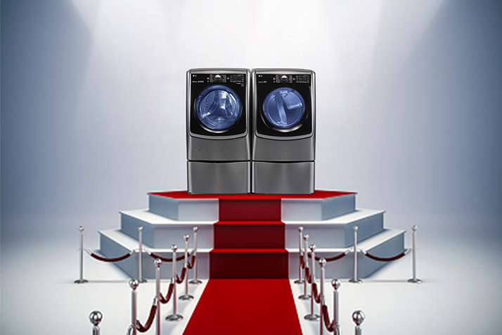 LG Laundry Machines Make Your Day Easier