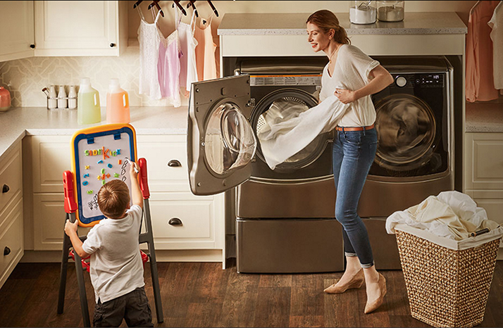 LG TwinWash Systems Will Change Your Life